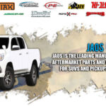 JAOS 4WD ACCESSORIES IMAGE GALLERY