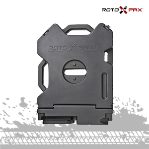 ROTOPAX BLACK STORAGE CONTAINER