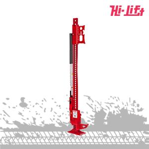 red hi-lift jack