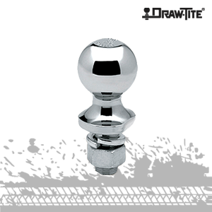 DRAWTITE HITCH BALL