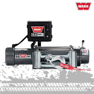 Warn 9.5xp Winch For SUV and Pickup Truck
