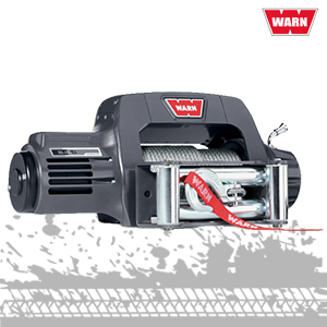 Warn 9.5 TI Winch For SUV and Pickup Truck