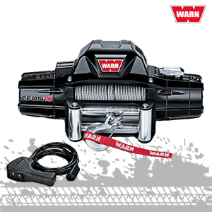 Warn Zeon Winch for SUV and Pickup Truck