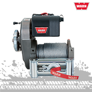 Warn M8274-50 Winch for  SUV and Pickup Truck