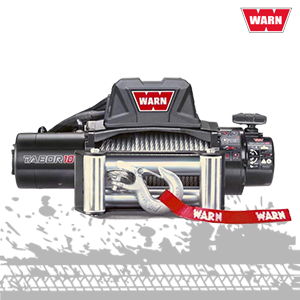 Warn Tabor 10K Winch for SUV and Pickup Truck