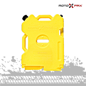 ROTOPAX YELLOW DIESEL CONTAINER