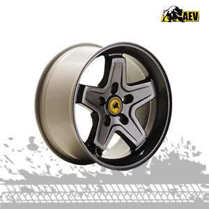 AEV JK PINTLER MAG WHEELS JEEP WRANGLER JK