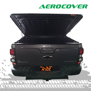 AEROCOVER HARD TONNEAU COVER CHEVY COLORADO 2012+