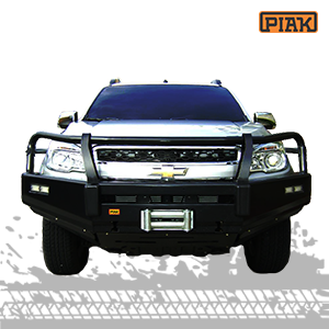 PIAK FRONT BUMPER CHEVY COLORADO 2012+