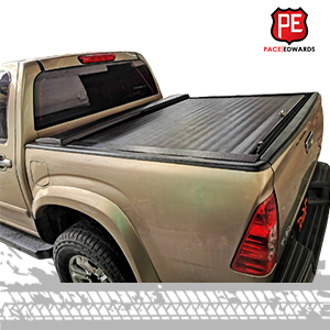 PACE EDWARDS ROLL TOP COVER ISUZU DMAX 2012+