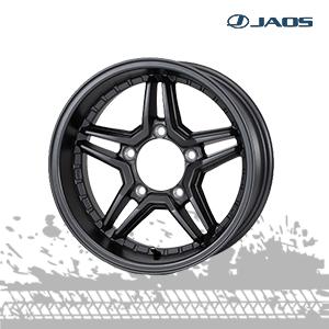 Jaos Excel JX3 Mag Wheels for Suzuki Jimny JB74