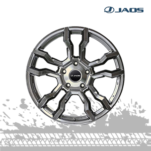 JAOS BACCHUS HYPER BLACK MAG WHEELS