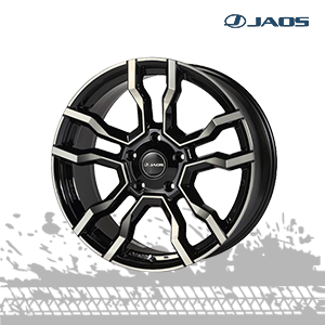 Jaos Bacchus Mag Wheels For 4WD And SUV