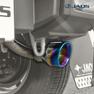 Jaos Battle Z Exhaust ZS for Suzuki Jimny JB74