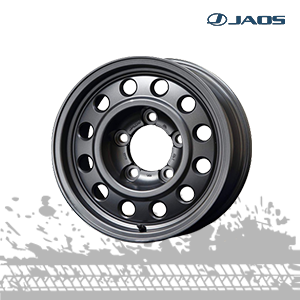 Jaos Victron Tribe 70 Mag Wheels for Toyota Land Cruiser