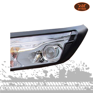 RIDE HEADLIGHT COVER NISSAN NAVARA NP300 2015+