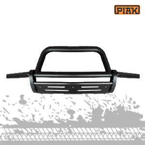 piak front bumper eco bar 110 for nissan navara np300 2015+