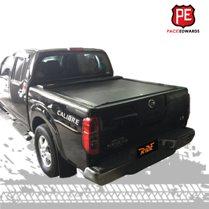 PACE EDWARDS ROLL TOP COVER NISSAN NAVARA 2004-2014