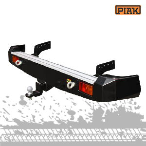 piak rear bumper for nissan navara np300 2015+
