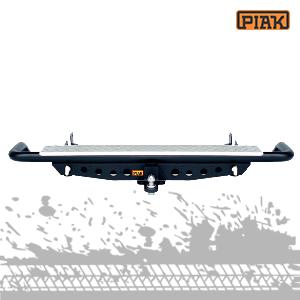 PIAK REAR U BAR BUMPER HILUX REVO 2015+
