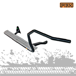 PIAK SIDE RAIL STEPBOARD HILUX REVO 2015+