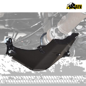 AEV JK REAR DIFFERENTIAL SKID PLATE JEEP WRANGER JK