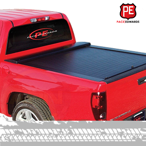 PACE EDWARDS ROLL TOP COVER CHEVY COLORADO 2012+