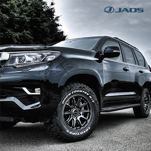 Jaos Tribe Cross Mag Wheels for 4WD and SUV