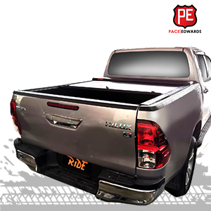 PACE EDWARDS ROLL TOP COVER TOYOTA HILUX REVO 2015+