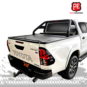 PACE EDWARDS ROLL TOP COVER TOYOTA HILUX VIGO 2005-2014